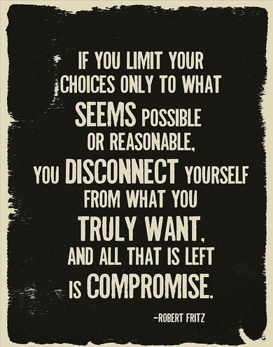 Limit your choices